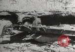 Image of war damage Philippines, 1942, second 55 stock footage video 65675062394