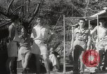 Image of American prisoners of war Philippines, 1942, second 16 stock footage video 65675062397