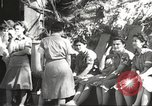 Image of American prisoners of war Philippines, 1942, second 51 stock footage video 65675062397