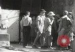 Image of American prisoners of war Philippines, 1942, second 56 stock footage video 65675062397