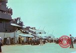 Image of United States sailors Pacific Ocean, 1944, second 5 stock footage video 65675062398