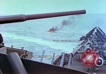 Image of aircraft carrier Pacific Ocean, 1944, second 32 stock footage video 65675062399