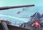 Image of aircraft carrier Pacific Ocean, 1944, second 33 stock footage video 65675062399