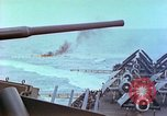 Image of aircraft carrier Pacific Ocean, 1944, second 35 stock footage video 65675062399