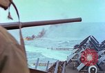 Image of aircraft carrier Pacific Ocean, 1944, second 36 stock footage video 65675062399