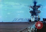 Image of aircraft carrier Pacific Ocean, 1944, second 32 stock footage video 65675062401