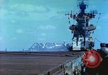 Image of aircraft carrier Pacific Ocean, 1944, second 33 stock footage video 65675062401