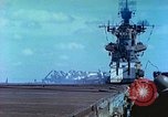 Image of aircraft carrier Pacific Ocean, 1944, second 34 stock footage video 65675062401