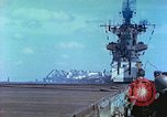 Image of aircraft carrier Pacific Ocean, 1944, second 35 stock footage video 65675062401