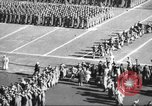 Image of Army Navy football game United States USA, 1949, second 3 stock footage video 65675062403