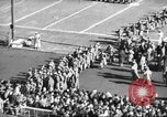 Image of Army Navy football game United States USA, 1949, second 4 stock footage video 65675062403