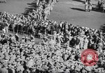 Image of Army Navy football game United States USA, 1949, second 13 stock footage video 65675062403