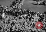 Image of Army Navy football game United States USA, 1949, second 16 stock footage video 65675062403