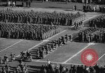 Image of Army Navy football game United States USA, 1949, second 18 stock footage video 65675062403