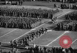 Image of Army Navy football game United States USA, 1949, second 19 stock footage video 65675062403