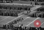 Image of Army Navy football game United States USA, 1949, second 20 stock footage video 65675062403