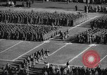 Image of Army Navy football game United States USA, 1949, second 21 stock footage video 65675062403