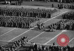 Image of Army Navy football game United States USA, 1949, second 22 stock footage video 65675062403