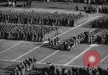 Image of Army Navy football game United States USA, 1949, second 23 stock footage video 65675062403