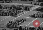 Image of Army Navy football game United States USA, 1949, second 27 stock footage video 65675062403