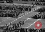 Image of Army Navy football game United States USA, 1949, second 28 stock footage video 65675062403