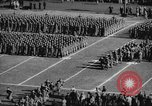 Image of Army Navy football game United States USA, 1949, second 30 stock footage video 65675062403