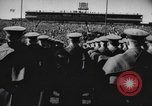 Image of Army Navy football game United States USA, 1949, second 38 stock footage video 65675062403