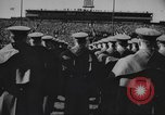 Image of Army Navy football game United States USA, 1949, second 42 stock footage video 65675062403