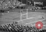 Image of Army Navy football game United States USA, 1949, second 2 stock footage video 65675062404