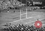 Image of Army Navy football game United States USA, 1949, second 6 stock footage video 65675062404