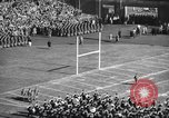 Image of Army Navy football game United States USA, 1949, second 7 stock footage video 65675062404