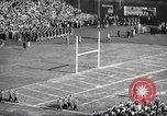 Image of Army Navy football game United States USA, 1949, second 13 stock footage video 65675062404
