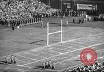 Image of Army Navy football game United States USA, 1949, second 14 stock footage video 65675062404