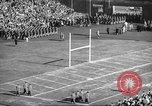 Image of Army Navy football game United States USA, 1949, second 15 stock footage video 65675062404