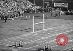 Image of Army Navy football game United States USA, 1949, second 17 stock footage video 65675062404