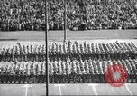 Image of Army Navy football game United States USA, 1949, second 18 stock footage video 65675062404