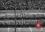 Image of Army Navy football game United States USA, 1949, second 20 stock footage video 65675062404