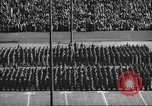 Image of Army Navy football game United States USA, 1949, second 22 stock footage video 65675062404