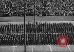 Image of Army Navy football game United States USA, 1949, second 24 stock footage video 65675062404