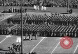 Image of Army Navy football game United States USA, 1949, second 26 stock footage video 65675062404