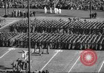 Image of Army Navy football game United States USA, 1949, second 27 stock footage video 65675062404