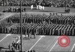 Image of Army Navy football game United States USA, 1949, second 28 stock footage video 65675062404