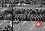 Image of Army Navy football game United States USA, 1949, second 29 stock footage video 65675062404