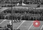 Image of Army Navy football game United States USA, 1949, second 30 stock footage video 65675062404