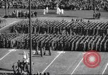 Image of Army Navy football game United States USA, 1949, second 31 stock footage video 65675062404