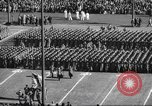 Image of Army Navy football game United States USA, 1949, second 34 stock footage video 65675062404