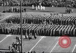 Image of Army Navy football game United States USA, 1949, second 35 stock footage video 65675062404