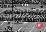 Image of Army Navy football game United States USA, 1949, second 40 stock footage video 65675062404