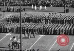 Image of Army Navy football game United States USA, 1949, second 41 stock footage video 65675062404