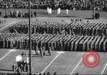 Image of Army Navy football game United States USA, 1949, second 42 stock footage video 65675062404